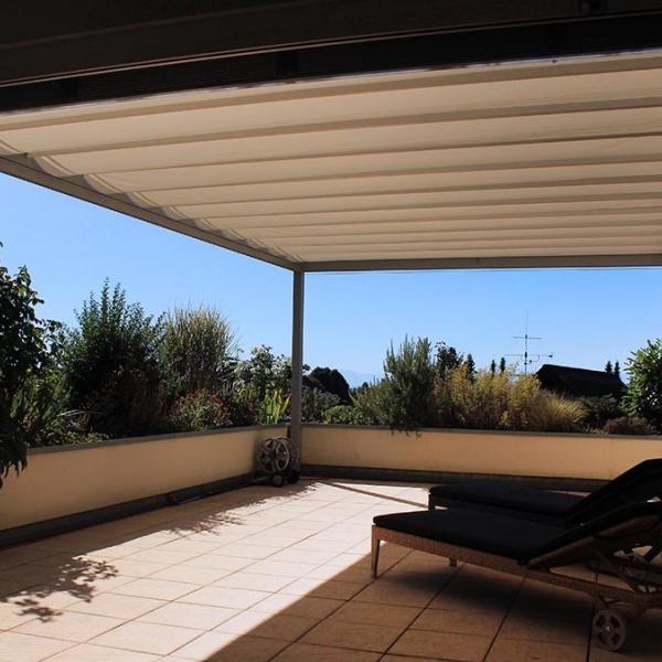 sonnensegel aus freiburg velusol das wettersegel f r terrassen dachterrassen. Black Bedroom Furniture Sets. Home Design Ideas
